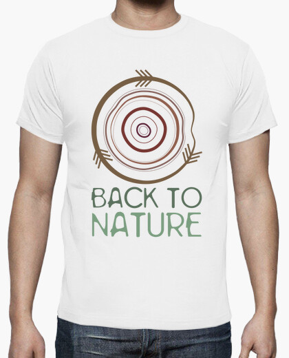 Camiseta 1 Back to Nature