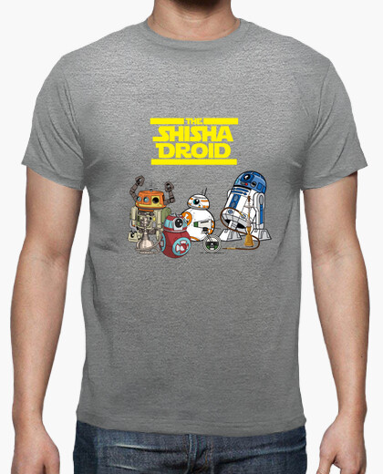Camiseta 1 The Shisha Droid