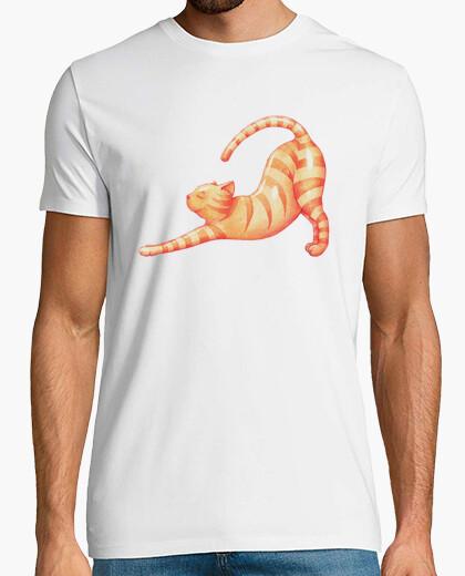 Camiseta 1. Yoga Cat