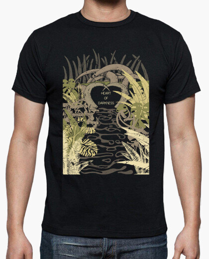 Camiseta 1.Books Collection Heart of Darkness