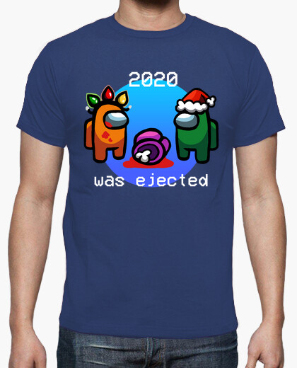 Camiseta 2020 was ejected