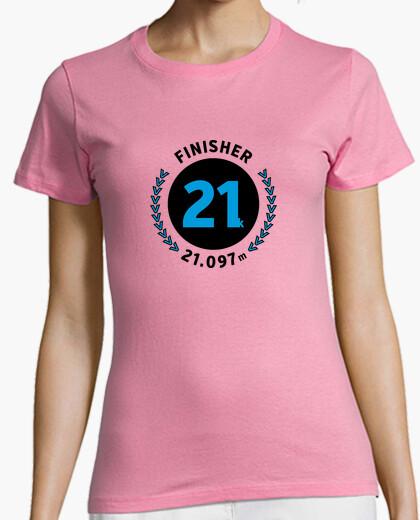 Camiseta 21k finisher