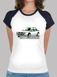 camiseta 2C chica delta integrale