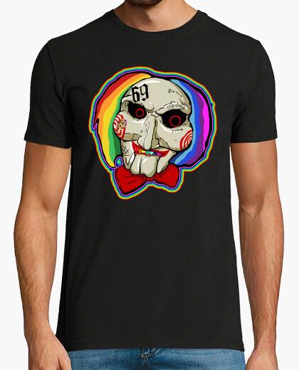 Camiseta 6ix9ine Jigsaw