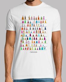 Camiseta 99 botellas de cerveza