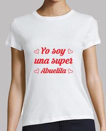 Camiseta : Abuelita - Abuela