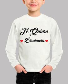 Camiseta : Bisbuela - Bisbuelo