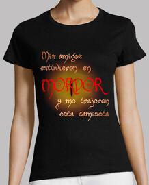Camiseta  (chica)