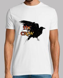 Camiseta / Cuervo
