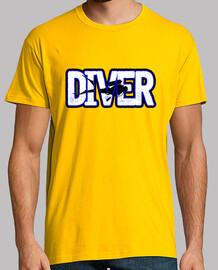 Camiseta / Diver