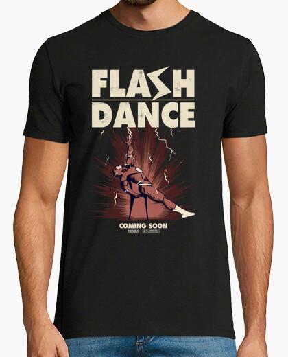 Camiseta  Flash Dance chico