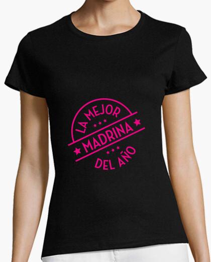 T-Shirt camiseta : godmother