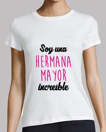Camiseta : Hermano - Hermana