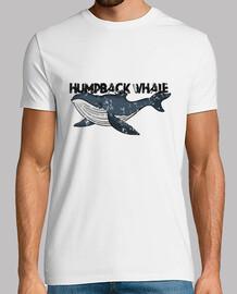 Camiseta / Humpback whale