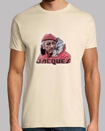 Camiseta / Jacques Cousteau