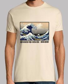 Camiseta / Kanagawa