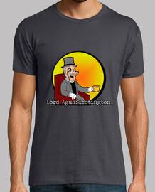 Camiseta / Lord Aguafiestington