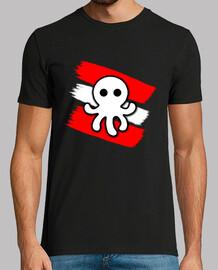 Camiseta / Octopus Diver