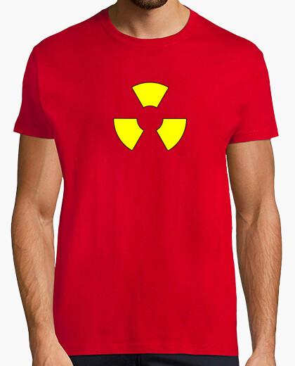 Camiseta : Radiactive Man