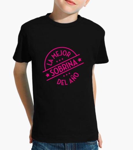 Ropa infantil Camiseta : Sobrina - Sobrino