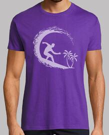 Camiseta / Surfing