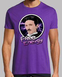 Camiseta / Tesla