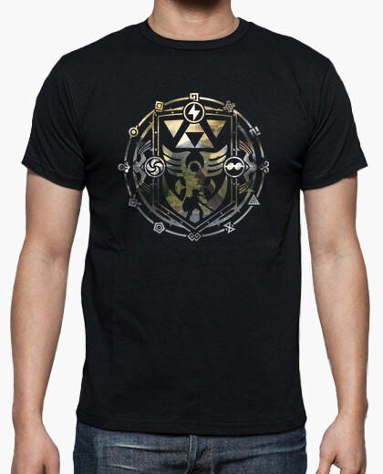 Camiseta A Link to the Dark