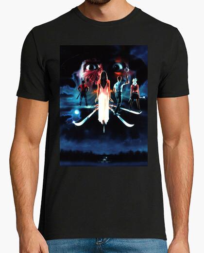 Camiseta A Nightmare on Elm Street 3:...