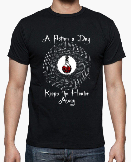 Camiseta A potion a day