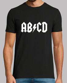 Camiseta ABCD