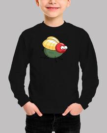 camiseta abeja