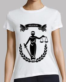 Camiseta abogacia derecho