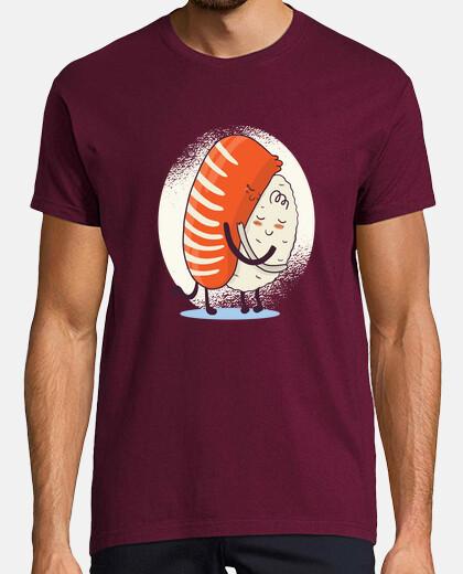 Camiseta Abrazo de sushi