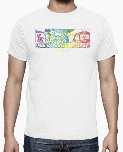 Camiseta Acción Cooperatista -SHUM- 2010