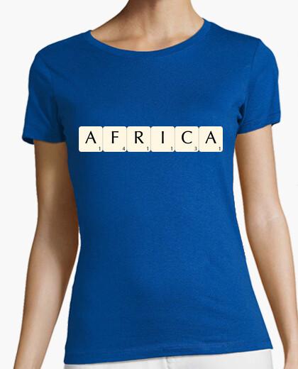 Camiseta Africa Scrabble (ESP)