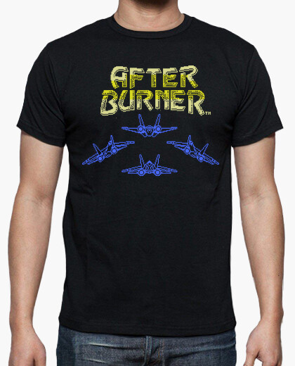 Camiseta After Burner