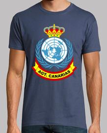 Camiseta AGT CANARIAS mod.4