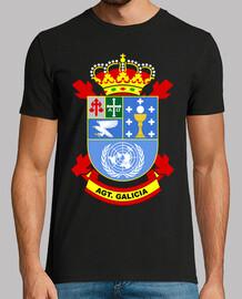 Camiseta AGT GALICIA mod.1