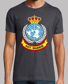 Camiseta AGT MADRID mod.3