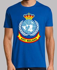 Camiseta AGT MALAGA mod.6