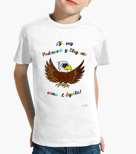 Ropa infantil Camiseta Águila