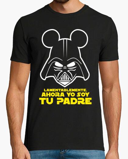 Camiseta Ahora soy tu padre