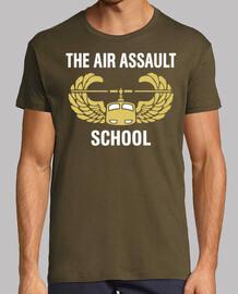 Camiseta Air Assault School mod.02
