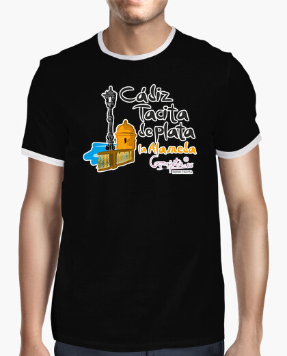 Camiseta ALAMEDA relieve by Carajote