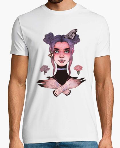 Camiseta Alegoría belleza - manga corta...