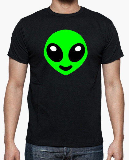 Camiseta Alien Acid