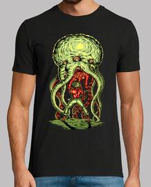 Camiseta Alien Extraterrestre Aliens Ovni Monstruo Verde Alienígena