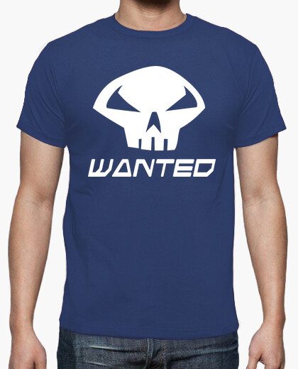 Camiseta Alien wanted