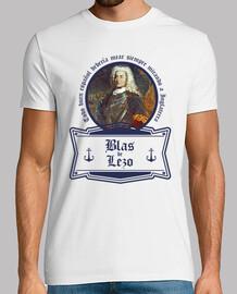 Camiseta Almirante Blas de Lezo