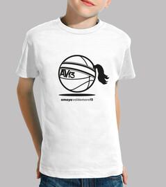 Camiseta Amaya Valdemoro NBN23